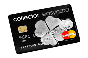 easycard kreditkort utan uc